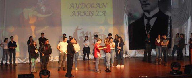 Genç Tango ile Marmara Eğitim Kurumlarında buluştuk