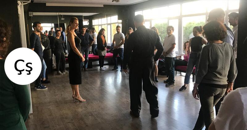 Tango Kursu Hafta İçi