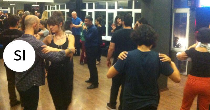 Haftaiçi Tango Kursu
