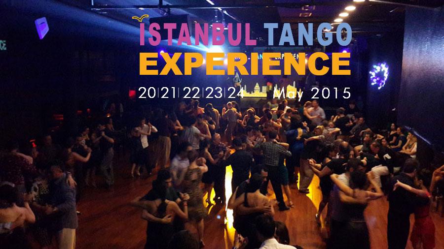 Tango Festivali olarak Istanbul Tango Experience Festival ve Maraton