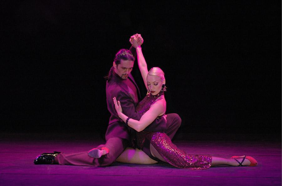 Kurumsal Tango Dersleri