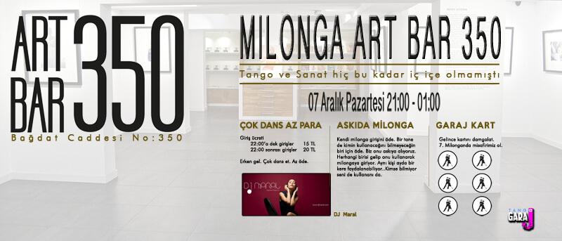 Milonga Cafe Art Kadıköy