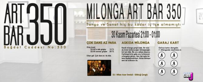 Milonga Kadıköy