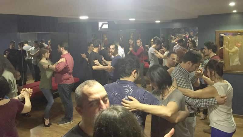 Tango Garaj Tango Pratik ve Tango Kursu