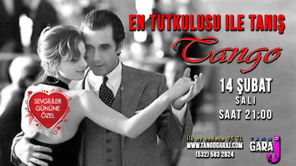 Tango Kursu Sevgililer Günü