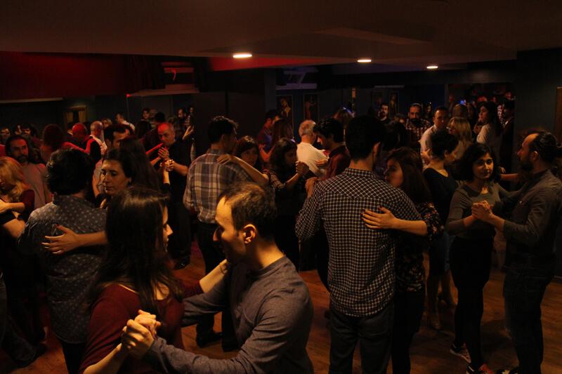 Tango Kursu 2016 Sonbahar Sezonu