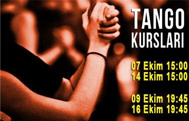 Tango Kursu Yeni Sezon Kurları