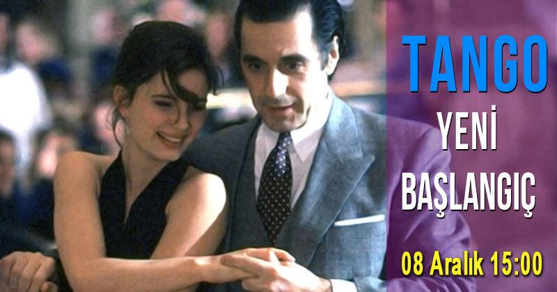 Tango Kursu Aralık Ayı