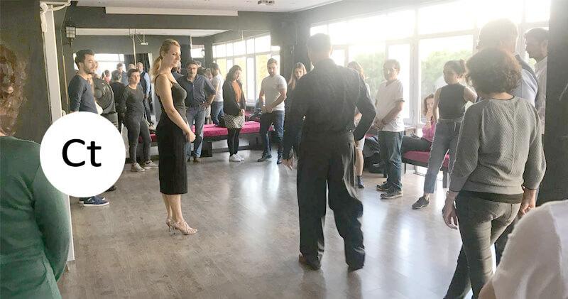 Tango Kursu Hafta Sonu