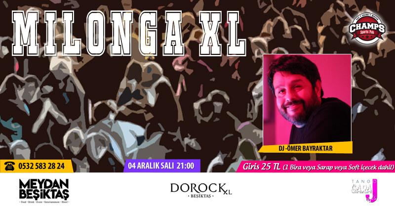 Milonga XL DoRock Beşiktaş