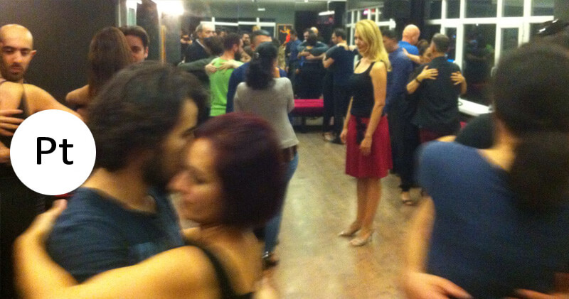 Hafta İçi Tango Kursu