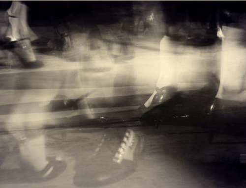 Ayakları ile Müziğin Resmini Yapanlar