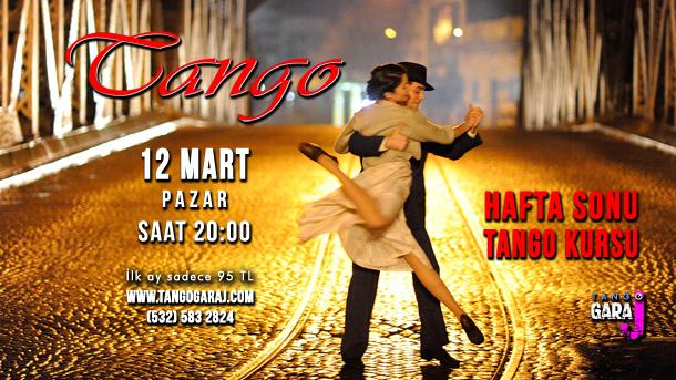 Hafta Sonu Tango Kursu
