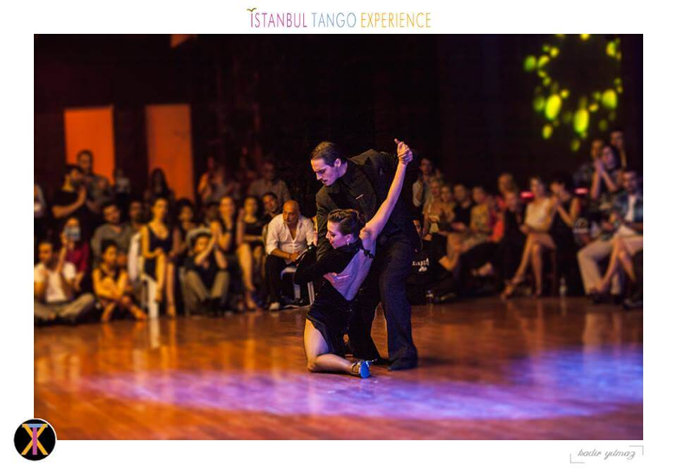 Istanbul Tango Experience Tango Festivali Tango Şampiyonları