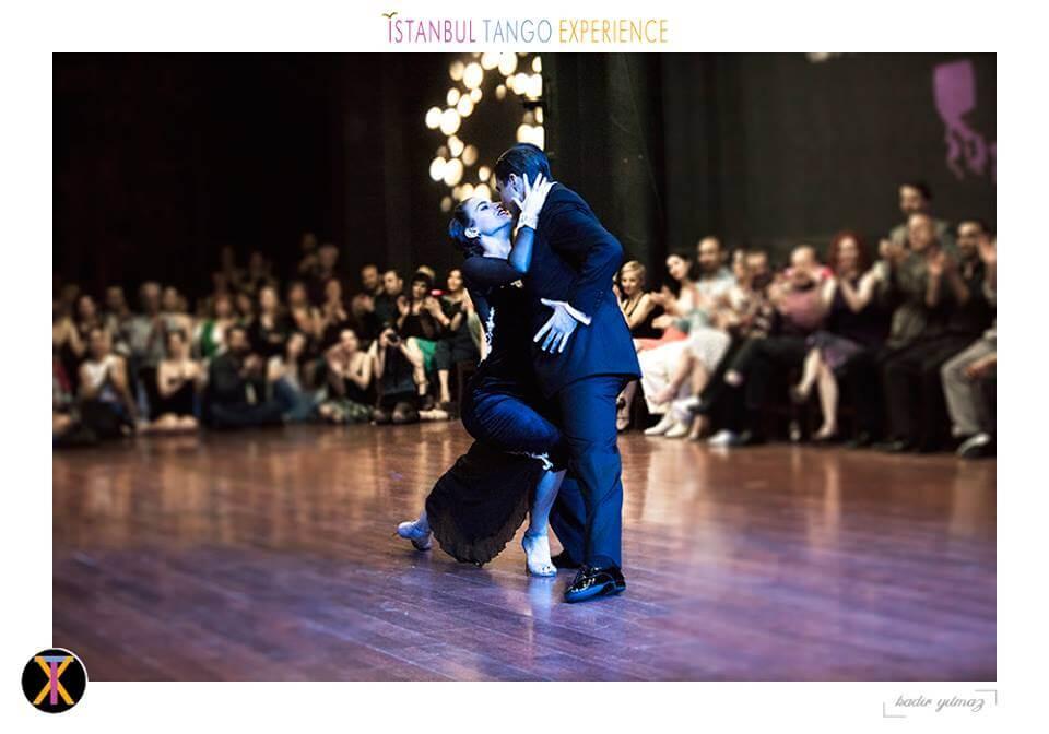Tango Festivali Istanbul Tango Experience çok güzel Tango Gösterilerine sahne oldu.