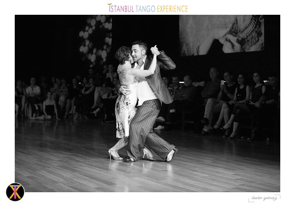 Istanbul Tango Experience Festival Maraton