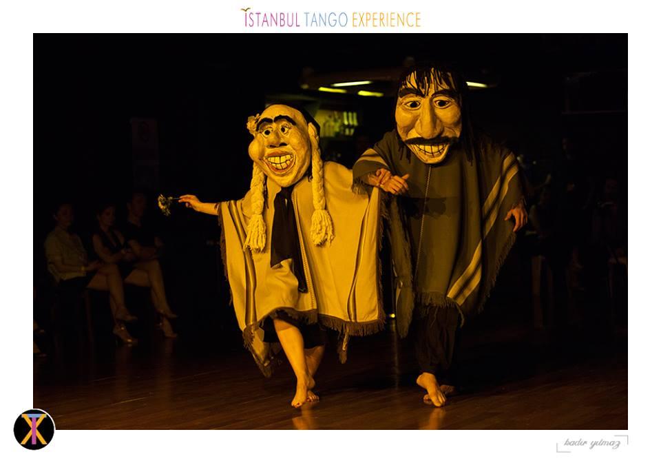 Tango Festivali olarak Istanbul Tango Experience