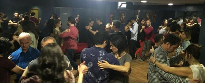 Kadikoy Tango Kursu ve Taksim Tango Kursu