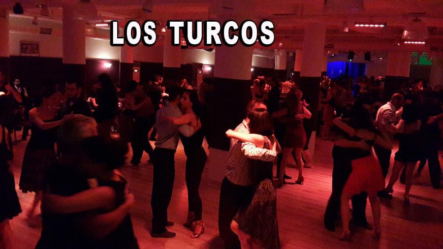 Tango Organizasyonu Los Turcos bir ilk
