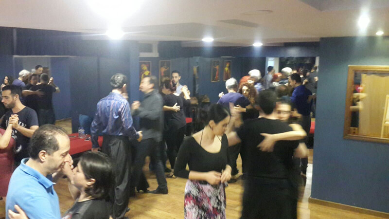 Tango Milonga Kursu