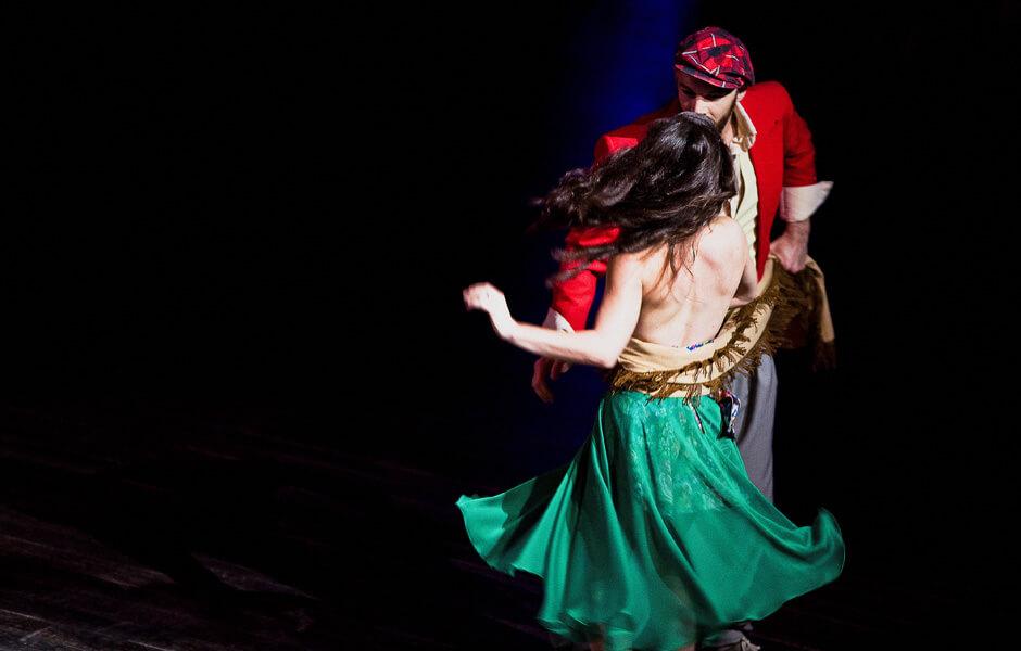 Tango ve Istanbul